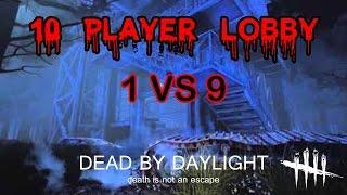 10 Player Lobby Bug | Dead By Deadlight [Closed Beta]