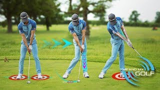 3 MUST DO'S WITH YOUR IRONS | ME AND MY GOLF