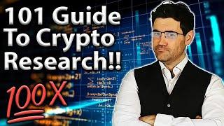 Crypto Fundamental Analysis Checkliste