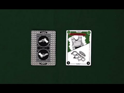 GAMBONI guide video 07: Weapon cards - special situations