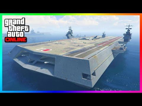 GTA Online NEW DLC 2018 Leaks - Massive Vehicle Coming, Secret Clues Discovered & MORE!? (GTA 5 DLC)