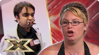 Things Get HEATED! Judges And Contestants CLASH | The X Factor UK