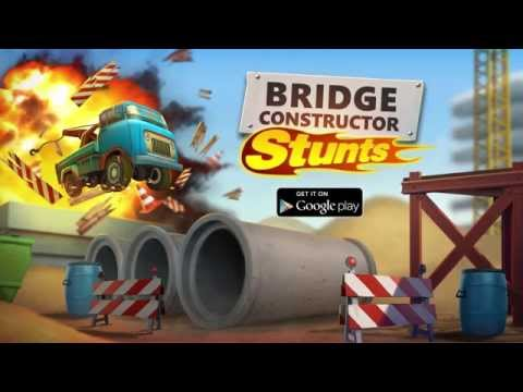 Vídeo do Bridge Constructor Stunts