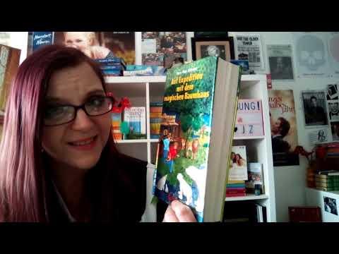 """Rezension zum Kinderbuch """"Auf Expedition mit dem magischen Baumhaus"""" von Mary Pope Osbourne"""