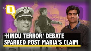 Post Former Cop Rakesh Maria's Revelations About Kasab, BJP Attacks Congress | The Quint