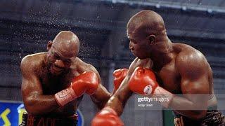 Легендарные бои — Тони-Баркли (1993) | FightSpace
