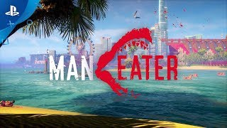 Maneater   Launch Trailer   PS4