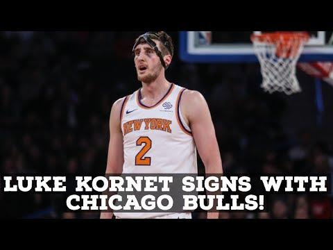 Chicago Bulls Sign F/C Luke Kornet! Reaction & Analysis!