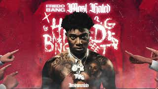 Fredo Bang - Traffic (Official Instrumental)