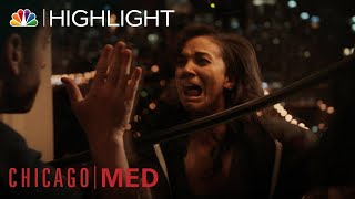 Chicago Med   Rhodes Loses Control (Episode Highlight)