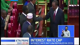 2019 REVIEW: 12th parliament repeals interests rate cape restricting banks from charging more