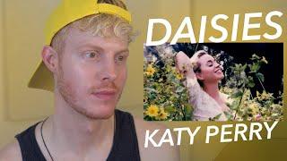 DAISIES - KATY PERRY REACTION 🌼