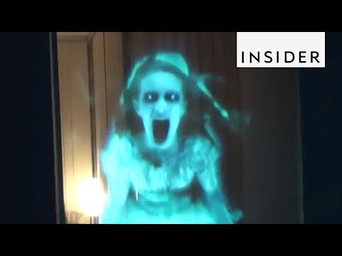 The Creepiest Halloween Decorations Thanks to Technology
