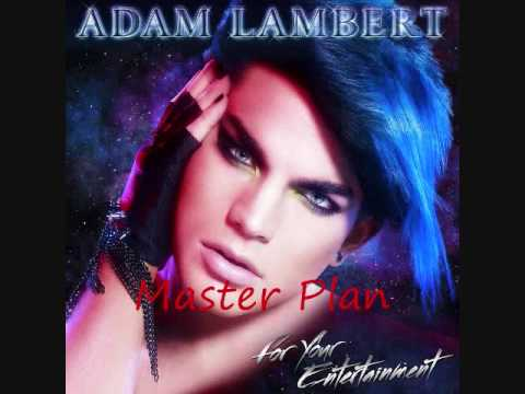 Master Plan Lyrics – Adam Lambert