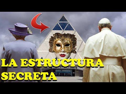 Las sociedades y órdenes secretas que dirigen el mundo   La estructura secreta por fin descubierta