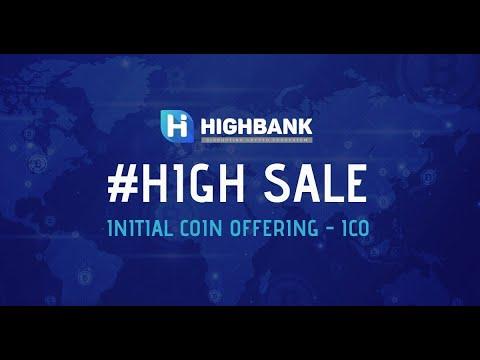 HighBank подробности ICO