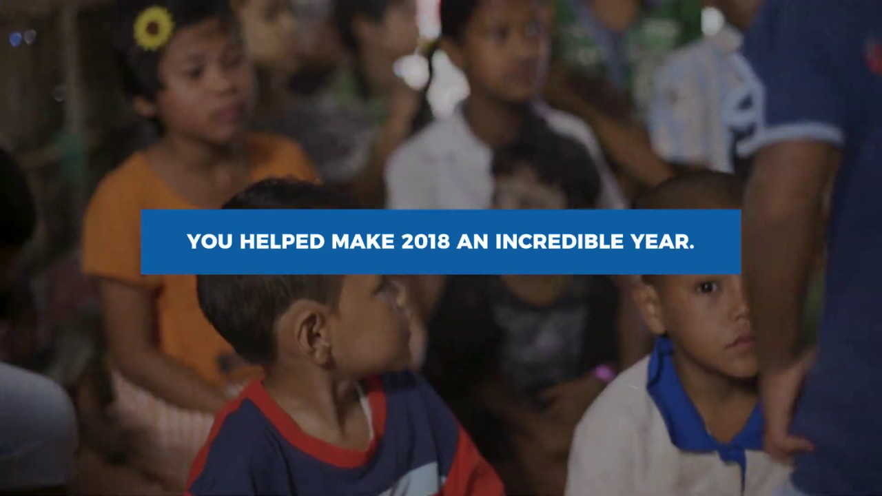 Amazing Ministry Results for 2018