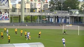 preview picture of video 'STAL RZESZÓW - TOMASOVIA 5:0'