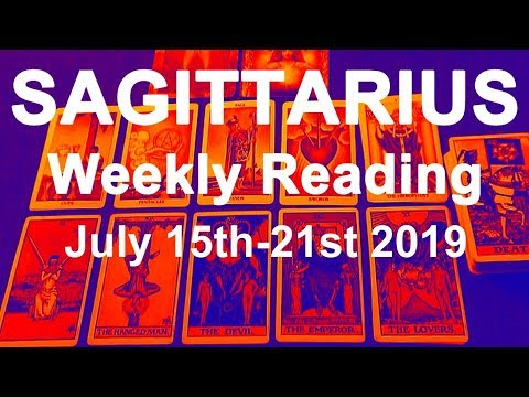 Sagittarius ❤ 'THEY'RE OBSERVING YOU  ' May 2019 Love Tarot Reading