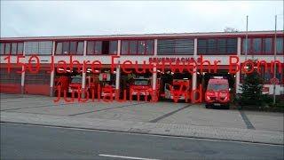 preview picture of video '150 Jahre Feuerwehr Bonn - Jubiläumsvideo Berufsfeuerwehr Bonn'