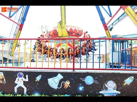 Chuyến dã ngoại tại công viên nước Hồ Tây của học sinh trường THCS&THPT Quốc tế Thăng Long - BGS