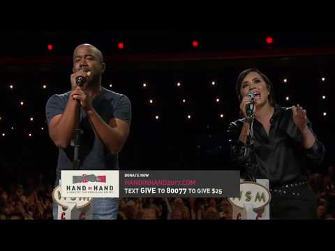 With a Little Help from My Friends Live [Feat. Brad Paisley, Demi Lovato & Cece Winans]