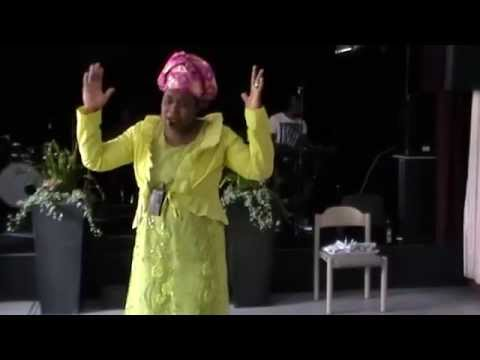 Okpara Chineke, Onye Nzoputa, Onye di mma, nyere anyi Jesus, Igbo Gospel Song . Pst Olivia Germany