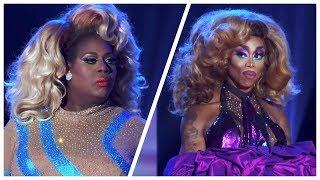 Latrice Royale Vs. Monique Heart   Sissy That Walk | RuPaul's Drag Race All Stars 4 LSFYL