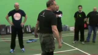 Rory Miller at Gateshead with Ripsaw Self Defence