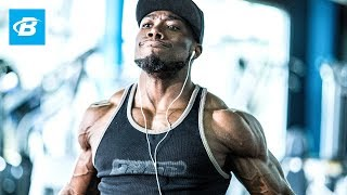 Chest And Shoulders Smash   Kizzito Ejam by Bodybuilding.com
