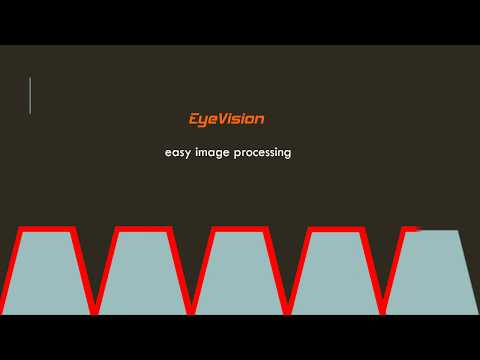 EyeVision - The one Machine Vision Software