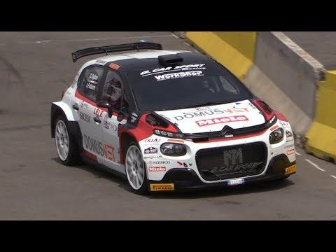 Milano Rally Show 2019 Shakedown-C3 R5,Lancer EVO X,911 RS & More