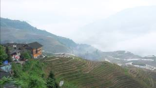 preview picture of video 'LongSheng Rice Terrace Time Lapse'