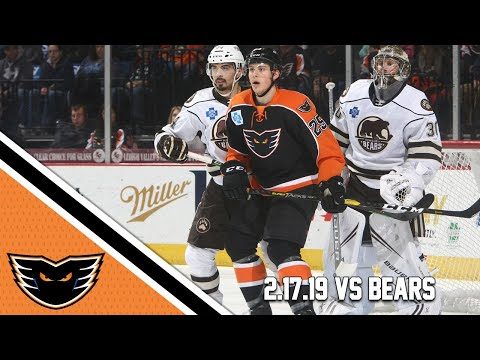 Bears vs. Phantoms | Feb. 17, 2019
