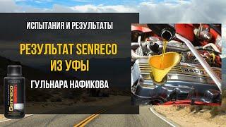 Результат Senreco из Уфы. Гульнара Нафикова