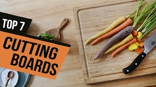 TOP 7: Best Cutting Boards 2020