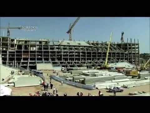 Arquiteto da obra revela todos os segredos envolvendo a nova Arena Corinthians