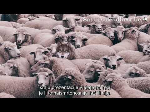 Vlad Ardeias: Sotonina najsmrtonosnija laž
