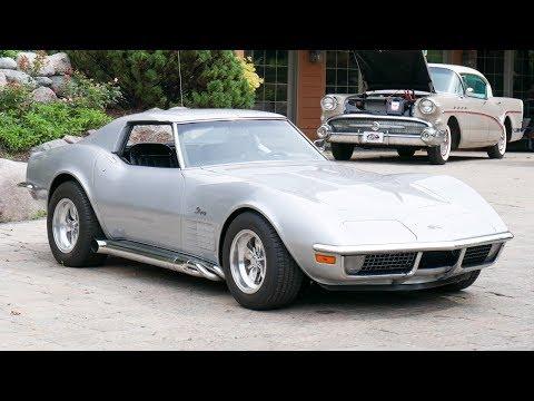 Video of '70 Corvette - P1CW