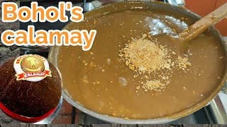 HOW TO COOK BOHOL'S DELICACY- CALAMAY/ SUPER EASY