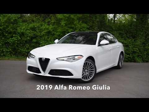 New 2019 Alfa Romeo Giulia Ti Lusso AWD