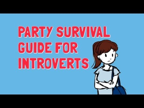 Návod na party pro introverty