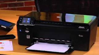 HP Photosmart e-All-in-One Wireless Printer Review