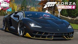 FORZA HORIZON 4 #15 - Der 1500PS+ Lamborghini ist wieder da - Let's Play Forza Horizon 4