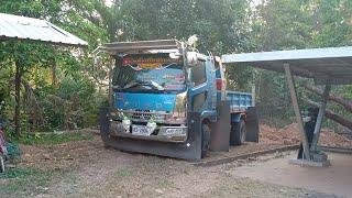 (แคบมาก)ทางปราบเซียนไครเก่งไปชม dump trucks