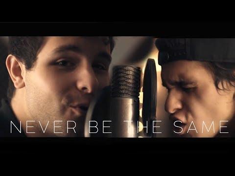 Camila Cabello - Never Be the Same (Tyler & Ryan Cover)