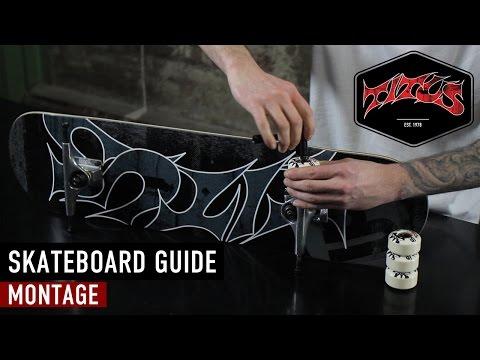 Skateboard | Setup | Montage