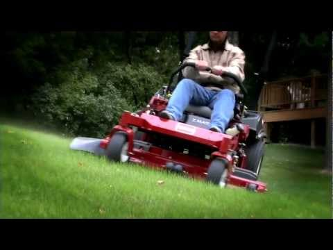 Zero Turn Mower Built for Pros and Acreage Owners