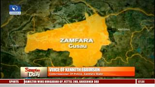 Zamfara Killings: Restoration Effort Ongoing, CP Faults Reported Casualty Figures |Sunrise Daily|