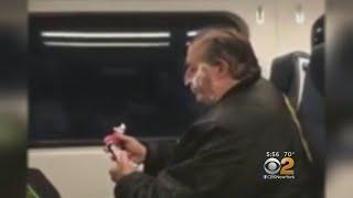 Regret Over Shaming Homeless Man Filmed Shaving On NJ Transit Train